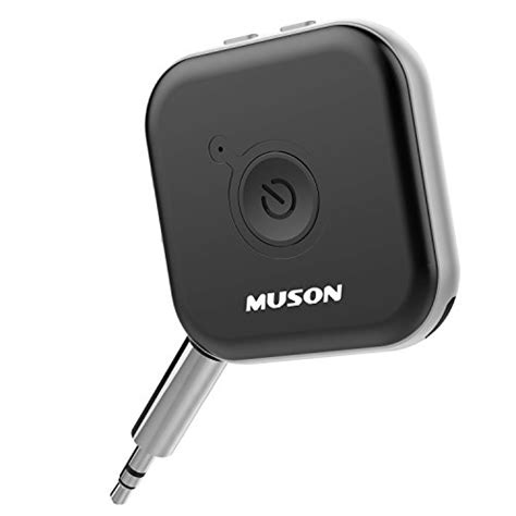 muson bluetooth receiver and transmitter audio