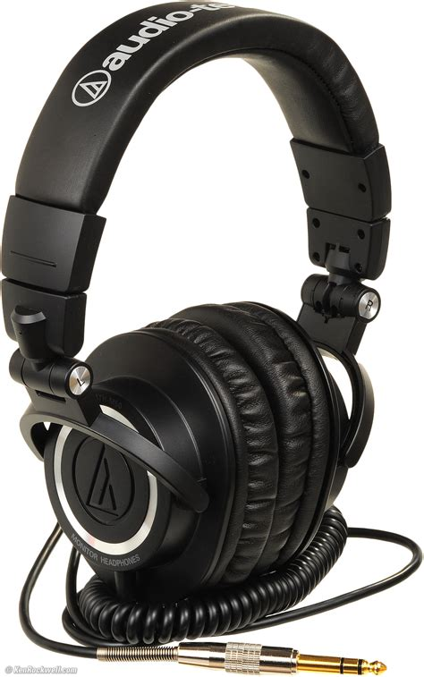 Headphone Audio Technica Audio Technica Ath M50 Review