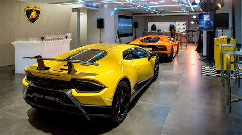 lamborghini showroom lamborghini opens showroom in macau style magazine
