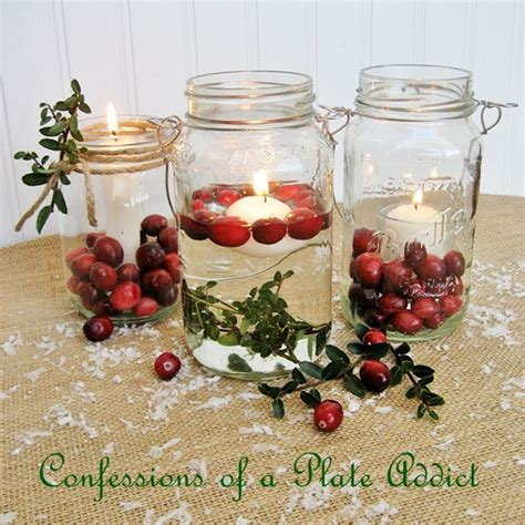 fun and easy christmas mason jar candles hometalk
