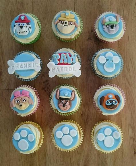 Cake Topper Paw Patrol New 25 best ideas about paw patrol cake toppers on