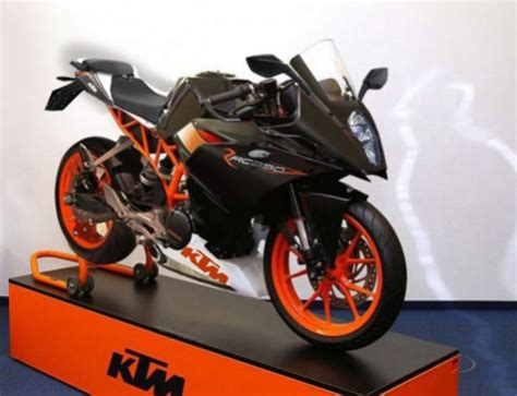 Ktm Rc200 In India Ktm Rc 200 390 Launch On 9 September 2014 Deliveries