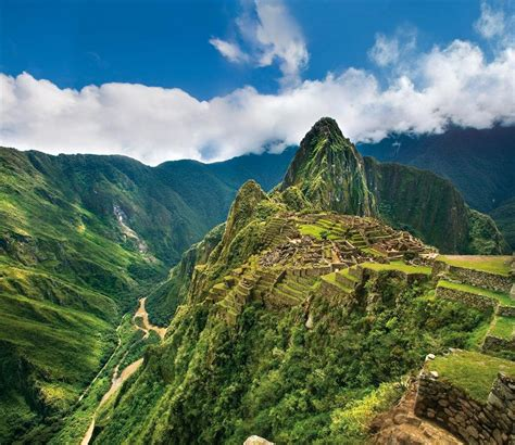 imagenes de paisajes incas machu picchu de cusco a la ciudad perdida de los incas