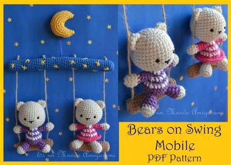 un pattern en espanol 1000 ideas about crochet mobile on pinterest crochet