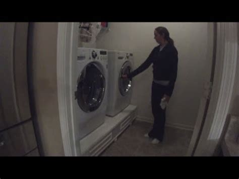 Front Load Washer With Pedestal How To Build A Front Load Washer Dryer Pedestal Youtube