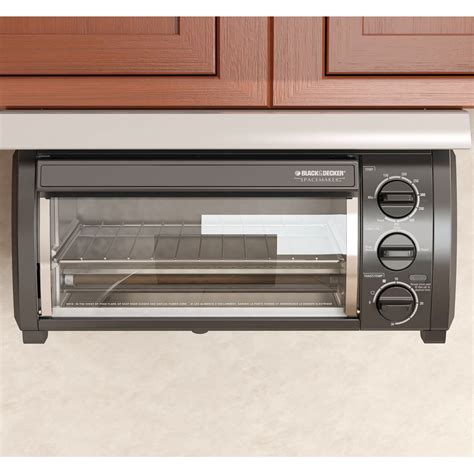 black and decker cabinet toaster oven black and decker toaster oven cabinet mount modern