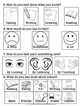 Multiple Intelligences Survey How Do You Learn By