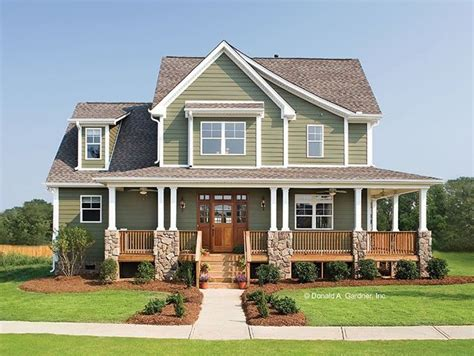 craftsman house plans with porches best 25 4 bedroom house plans ideas on