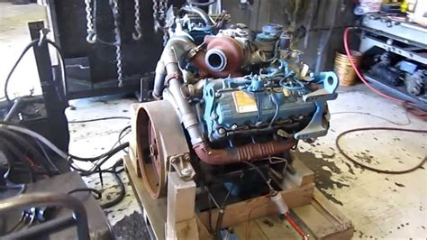 what is engine size and why does it matter 2004 international vt365 engine running youtube