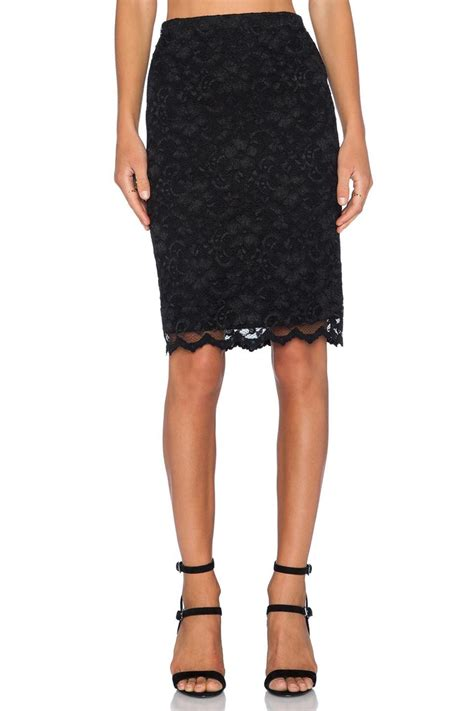 fifteen twenty lace pencil skirt from florida by