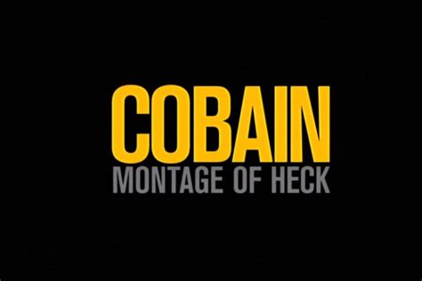 film dokumenter kurt cobain montage of heck nirvana kurt cobain montage of heck film trailer