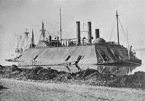 civil war boats the strange but deadly ironclad ships of the u s civil war