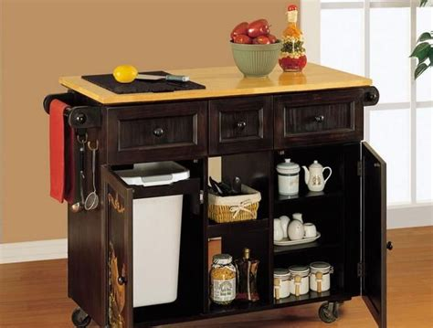 25 best ideas about moveable kitchen island on