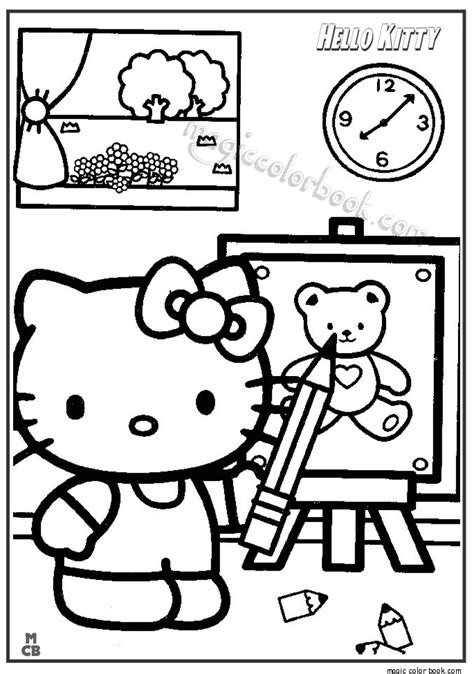 coloring book hello free coloring pages of classroom