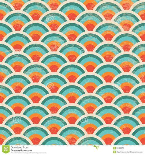 geometric background circles seamless pattern vector stock seamless geometric circles background pattern stock