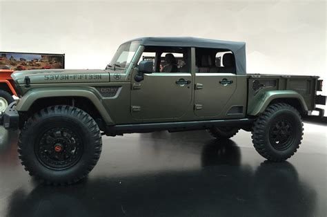 jeep prototype truck 2015 jeep chief concept car interior design