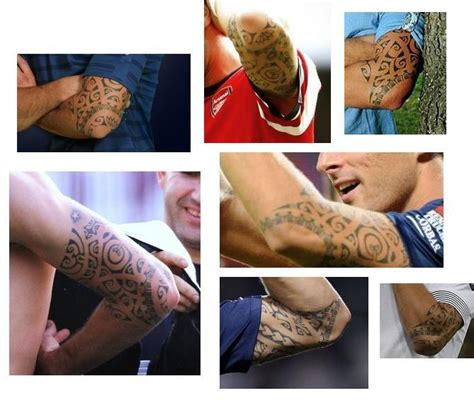 olivier giroud tattoo footballers tattoos