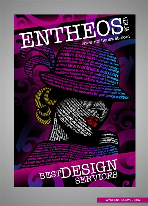 poster design using coreldraw 12 awesome coreldraw vector tutorials for creating eye