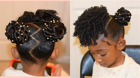 natural hairstyles for kids with short hair hairstyles fashion kids natural hairstyles the buns and curls easter
