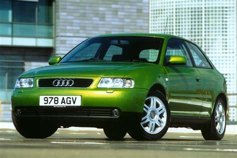 Audi A3 1996 by Audi A3 Hatchback Review 1996 2003 Parkers