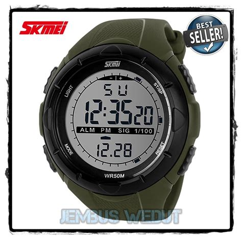 Skmei 1202 Original Anti Air jual beli original skmei jam tangan pria anti air