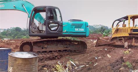 Alat Berat 2018 Aneka Dunia Indonesia Rental Alat Berat Excavator 2018