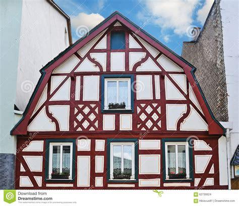 casa alemana casa alemana t 237 pica foto de archivo imagen de pavimentado