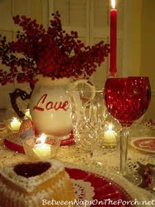 Valentines Day Table valentine s day table settings napkin folds amp recipes