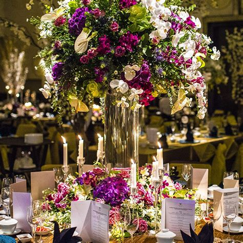 an enchanted forest wedding at w hotel singapore and in 2019 flowers