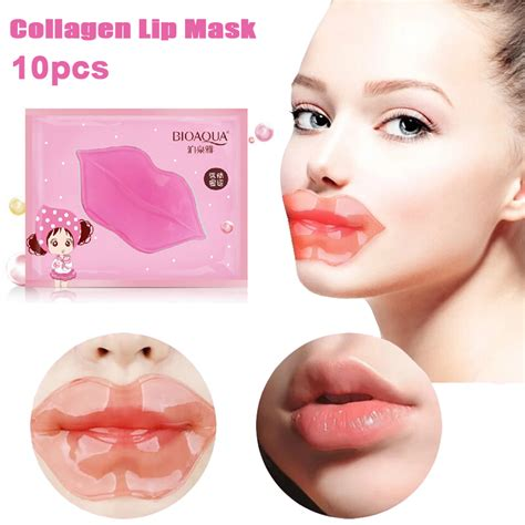 Collagen Lip Mask quality upgrade gel lip mask moisturizing hydrating