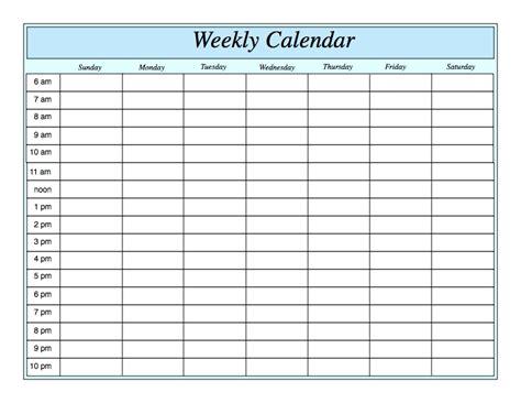 daily planner template open office weekly planner template free sanjonmotel