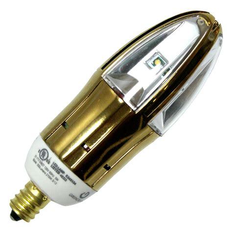 green creative lighting rep green creative 95346 5b11g dim 827 gold candle led