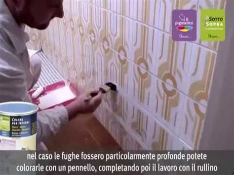 verniciare le piastrelle bagno rinnovare il bagno verniciare il bagno le piastrelle