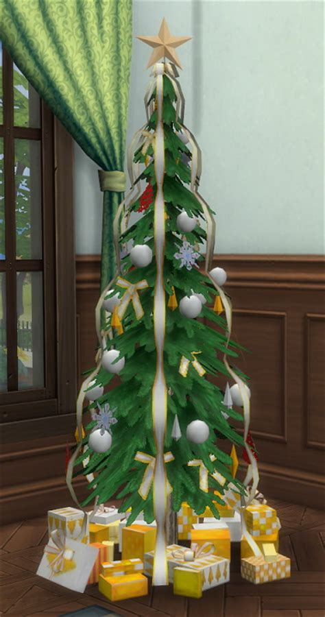 show me thin decorated trees tree by biguglyhag at simsworkshop 187 sims 4 updates