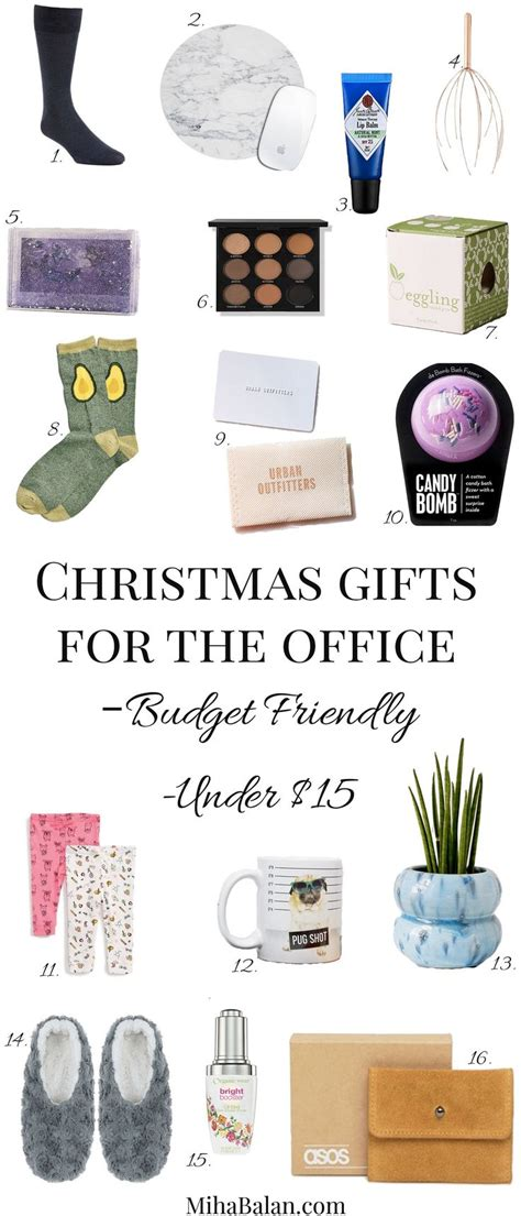12 days of christmas gift ideas for coworkers 25 unique best secret santa gifts ideas on best gifts dyi