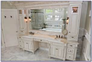 60 Vanity With Makeup Area 60 Bathroom Vanity With Makeup Area Bathroom Home