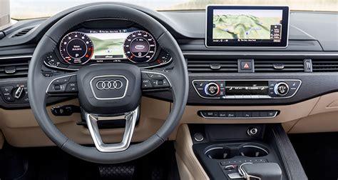 Audi Q7 Rear Legroom 2017 Audi A4 Continues Its Evolution Consumer Reports