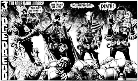 dark judges wallpaper dredd sequel could star judge death fear fire and mortis