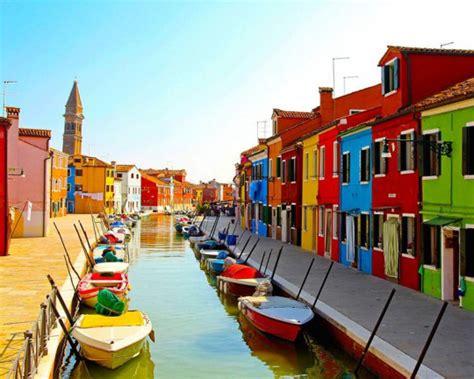 Hotel De Glace Canada by Island In The Venetian Lagoon Burano In Venice Italy