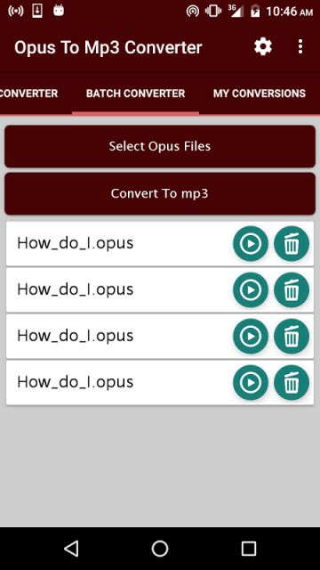 converter opus to mp3 opus to mp3 converter download apk for android aptoide