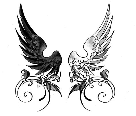 Wing Design By Eshkenazi On Deviantart Wing Designs