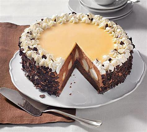 besondere kuchen rezepte schokosahne windbeutel torte rezept windbeutel torten