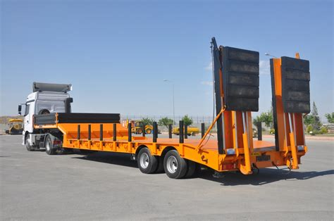 low bed trailer lowbed trailer synergy international