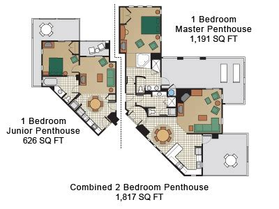 sedona summit resort floor plan penthouse floor plan arizona spring training condo rentals