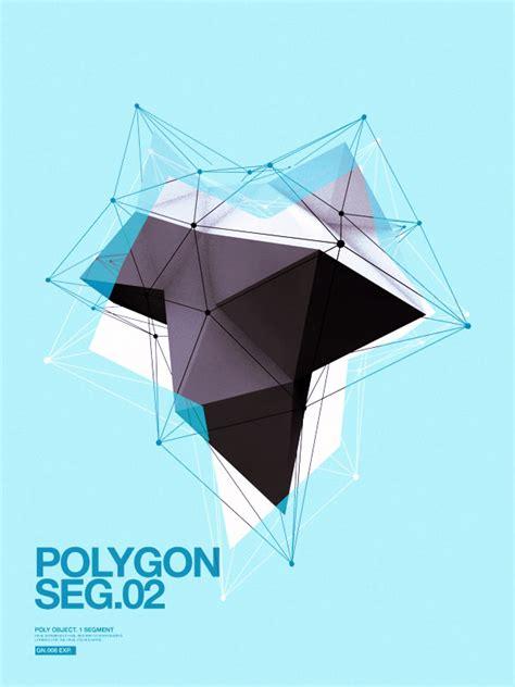 35 amazing geometric poster designs idevie