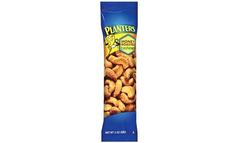 Planters Honey Roasted Cashews Groupon Planters Honey Roasted Cashews