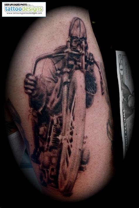 biker tattoo designs motorcycle tattoos popular designs