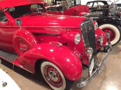 Buick Series 40 Special Year 1936 Beige Brown Museum Mus059 Ean 4895102321018 1936 Buick Series 40 Rumble Seat Coupe With Dual Side Mounts For Sale Photos Technical