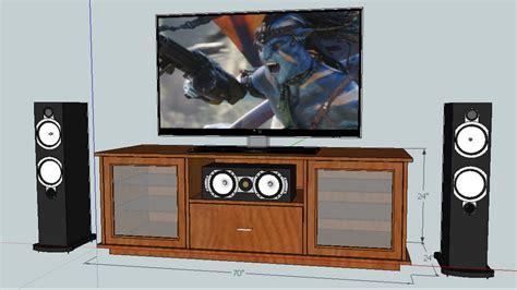 diy tv stand horizon  inspired home theater forum