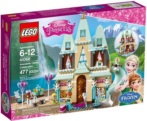 Set Gamis Frozen Elsa No 5 5 6thn review lego 41068 arendelle castle celebration